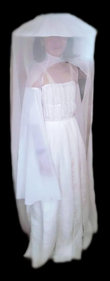 Costume de la Dame Blanche